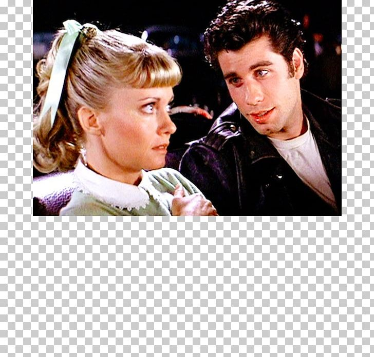 John Travolta Grease: Live Olivia Newton-John Betty Rizzo