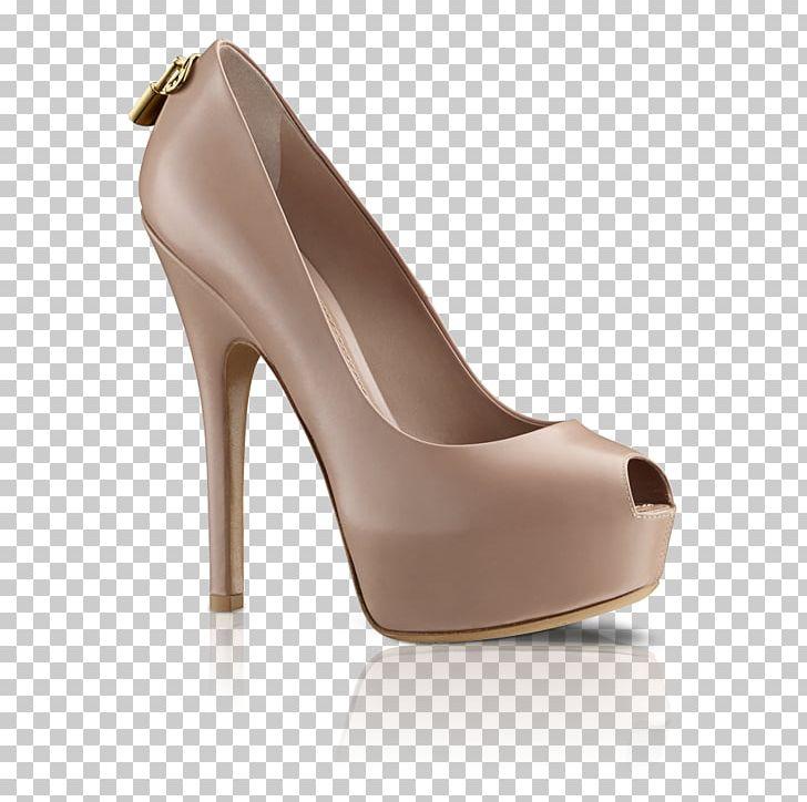 High-heeled Shoe Louis Vuitton Court