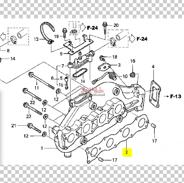 Admirable Honda Car Wiring Diagram Exhaust System Personal Water Craft Png Wiring Database Gramgelartorg