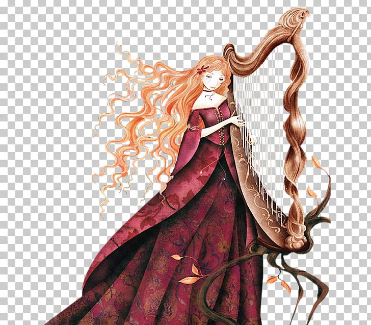 Celtic Harp Konghou Musical Instruments PNG, Clipart, Art, Computer Icons, Fictional Character, Miscellaneous, Music Free PNG Download
