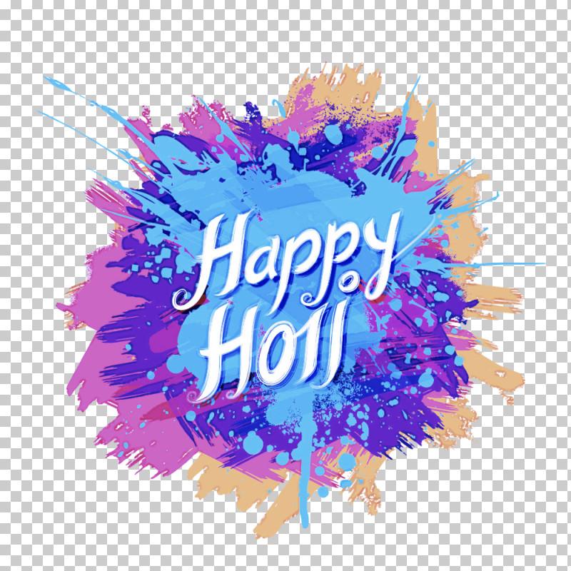 Holi Happy Holi Colorful PNG, Clipart, Colorful, Happy Holi, Holi, Logo, Pompom Free PNG Download