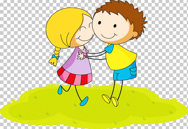Cartoon Sharing Playing With Kids Child Art Child PNG, Clipart, Cartoon, Child, Child Art, Happy, Interaction Free PNG Download