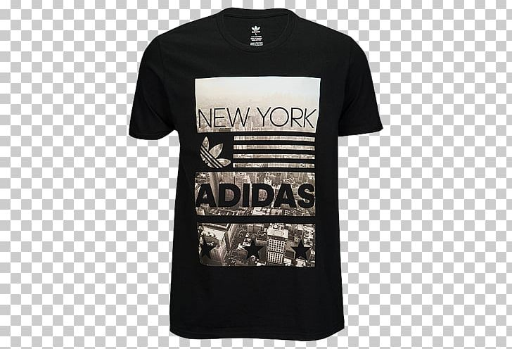 T-shirt Adidas Foot Locker Clothing PNG, Clipart, Active Shirt, Adidas, Adidas Originals, Black, Brand Free PNG Download