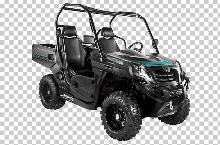Car Side By Side All-terrain Vehicle Motorcycle Four-wheel