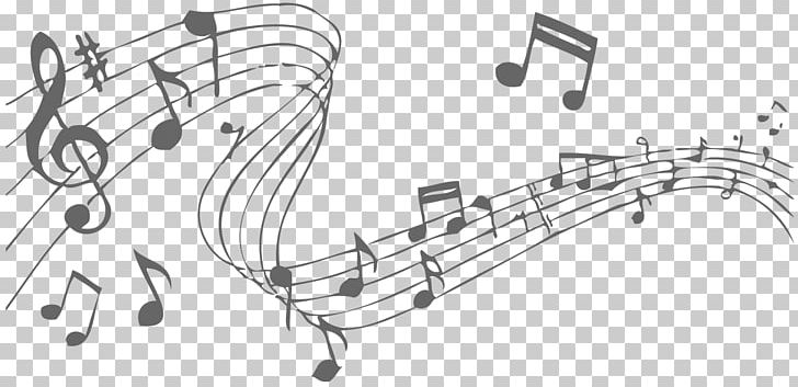 Musical Note Musical Theatre PNG, Clipart, Angle, Auto Part, Black And White, Chord, Disc Jockey Free PNG Download