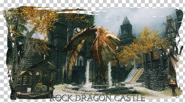 The Elder Scrolls V: Skyrim Nexus Mods Dragon Video Game PNG