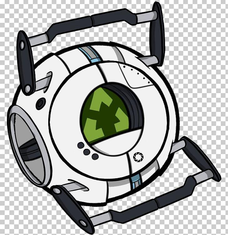 Portal 2 Wheatley Aperture Laboratories Glados Png Clipart