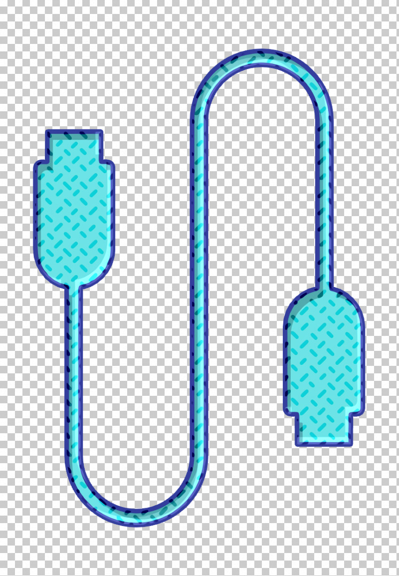 Design Tools Icon Usb Icon Cable Icon PNG, Clipart, Aqua, Cable Icon, Design Tools Icon, Line, Usb Icon Free PNG Download