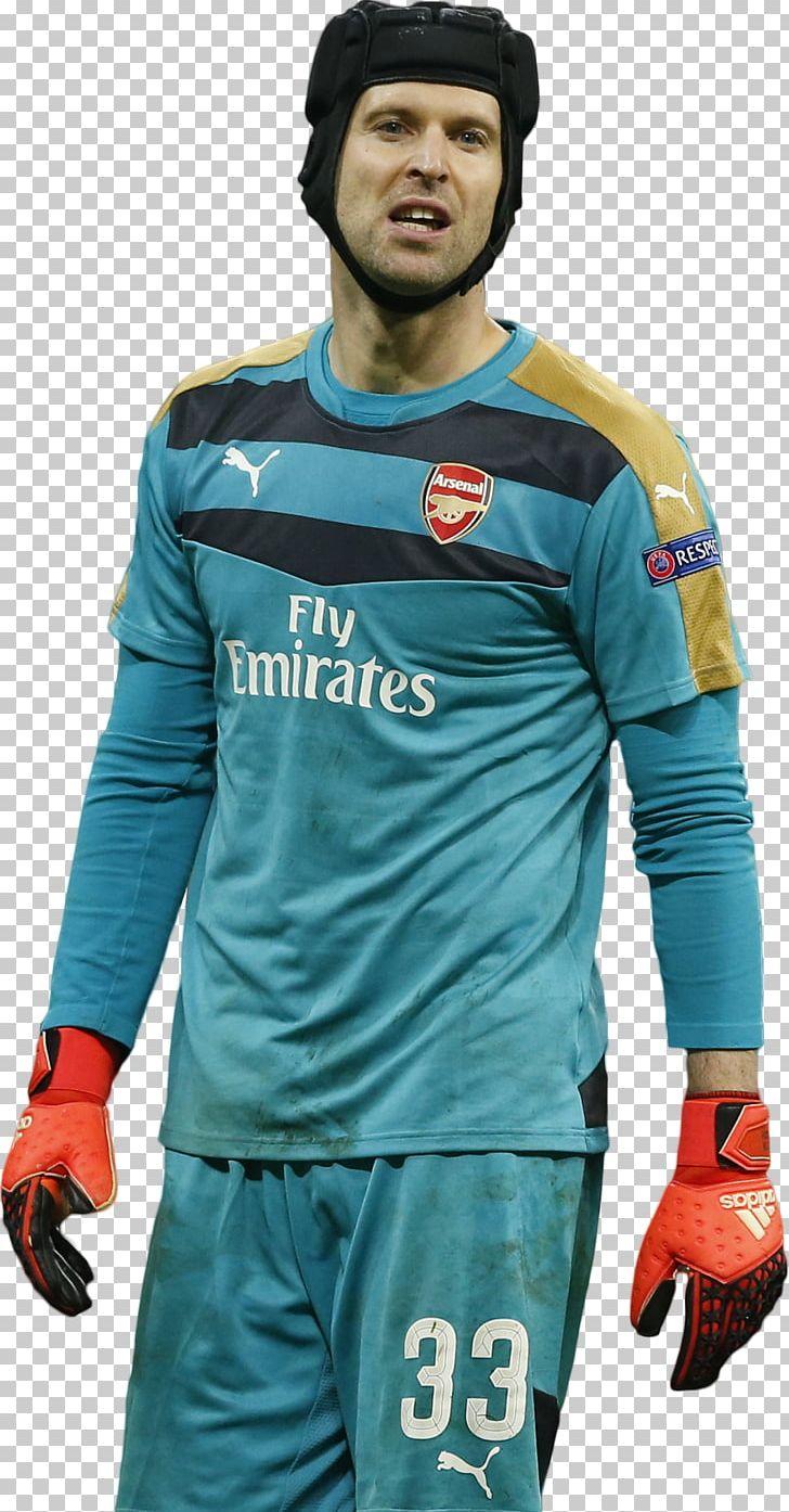 Petr Čech Football Arsenal F C  Sports T-shirt PNG, Clipart