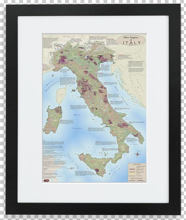 Region S Karte.Regions Of Italy World Map Italian Wine Physische Karte Png Clipart