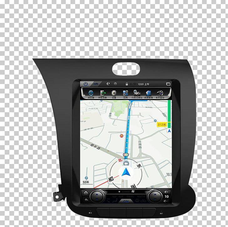Citroën C4 Picasso Mobile Device Taobao Navigation Head Unit