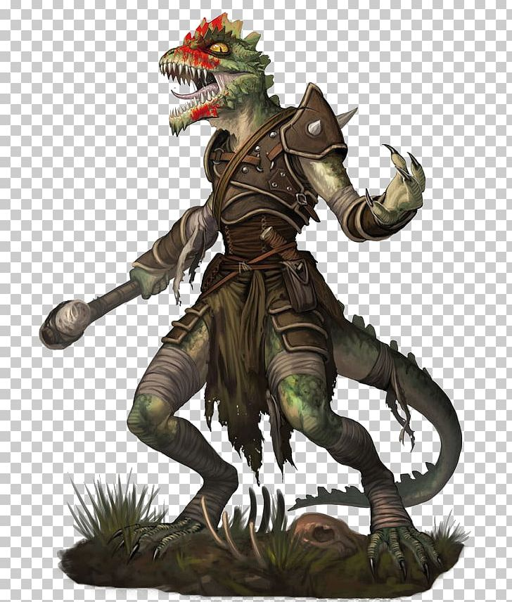 Dungeons & Dragons Concept Art Lizardfolk Pathfinder Roleplaying