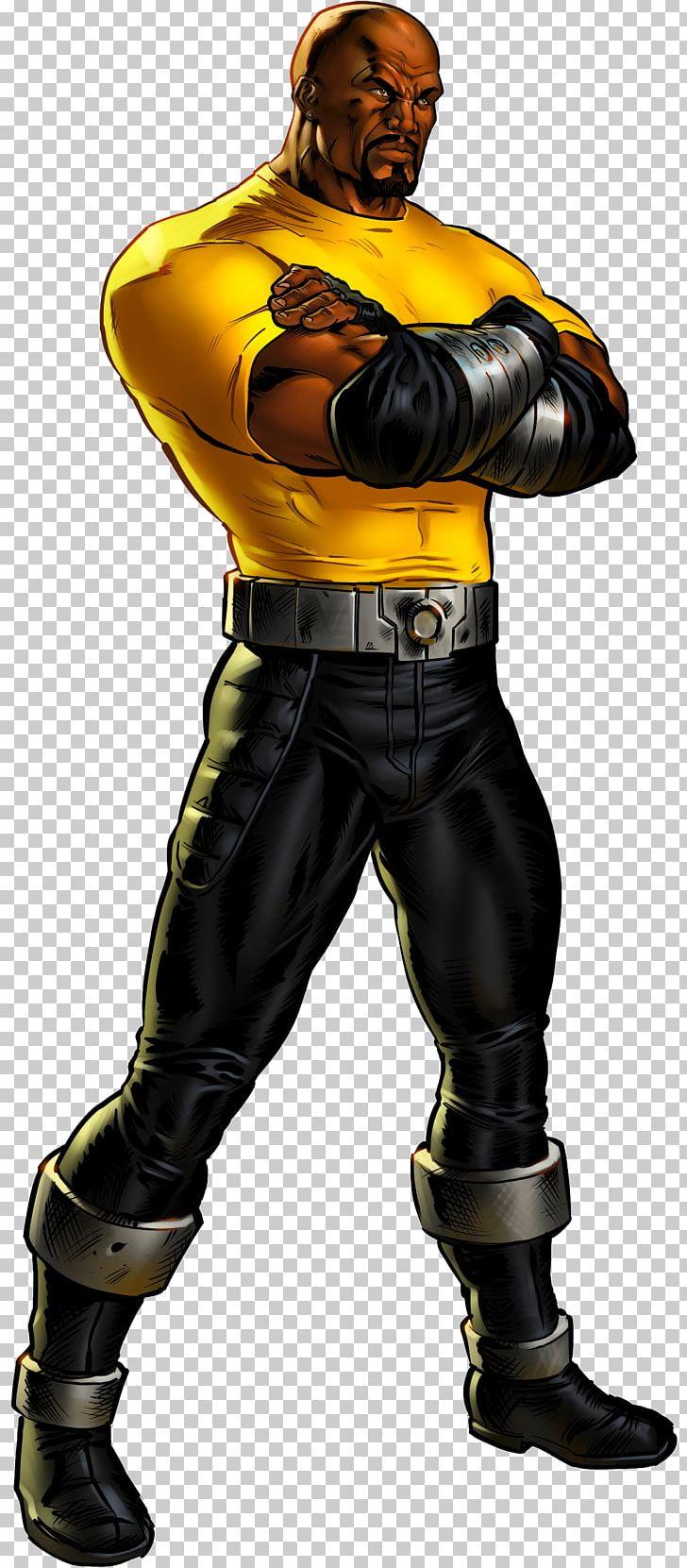 Samuel L  Jackson Luke Cage Marvel: Avengers Alliance Marvel