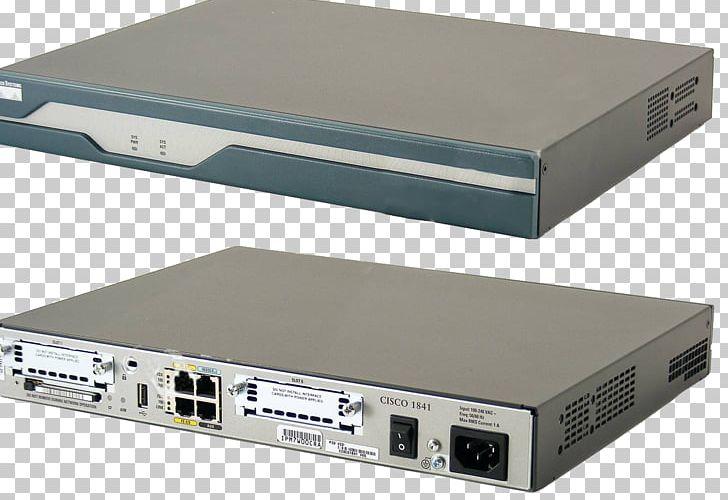 Cisco Systems Router Cisco 1841 Integrated Services Cisco