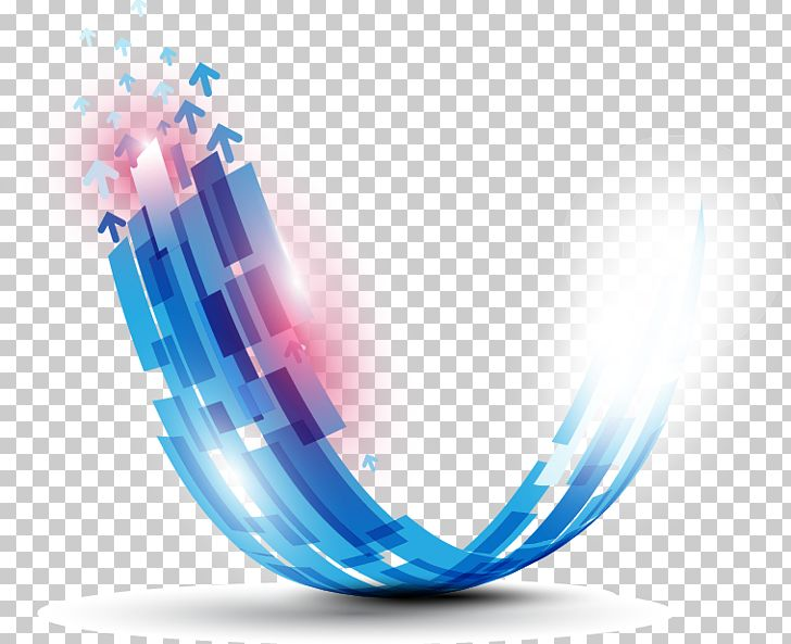 Curve Shape PNG, Clipart, Abstraction, Arrow, Arrows, Blu, Blue Abstract Free PNG Download