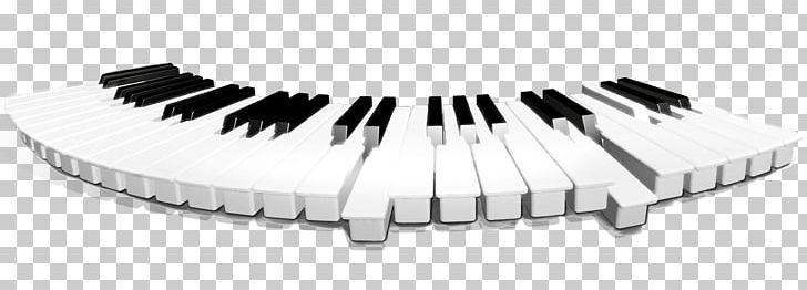 Piano Keyboard Music Png Clipart Angle Black Black And White Download Electronic Keyboard Free Png Download