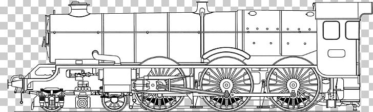 Train Rail Transport Steam Locomotive Steam Engine PNG