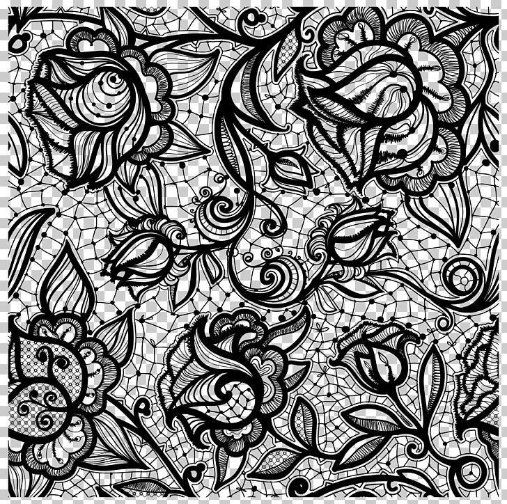 Lace Flower Shading PNG, Clipart, Art, Artwork, Design, Encapsulated Postscript, Flower Free PNG Download