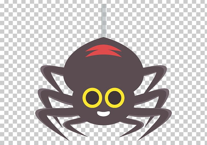 Spider Emoji Text Messaging SMS Meaning PNG, Clipart
