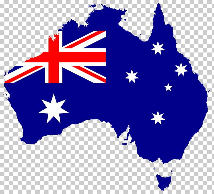 Australia Map Clipart.Flag Of Australia Map Png Clipart Area Australia Blank Map Blue