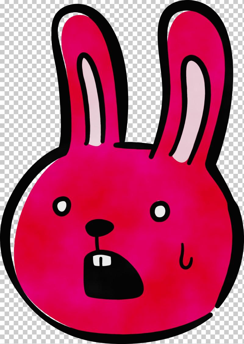 Rabbit Meter Snout PNG, Clipart, Cartoon Rabbit, Cute Rabbit, Meter, Paint, Rabbit Free PNG Download