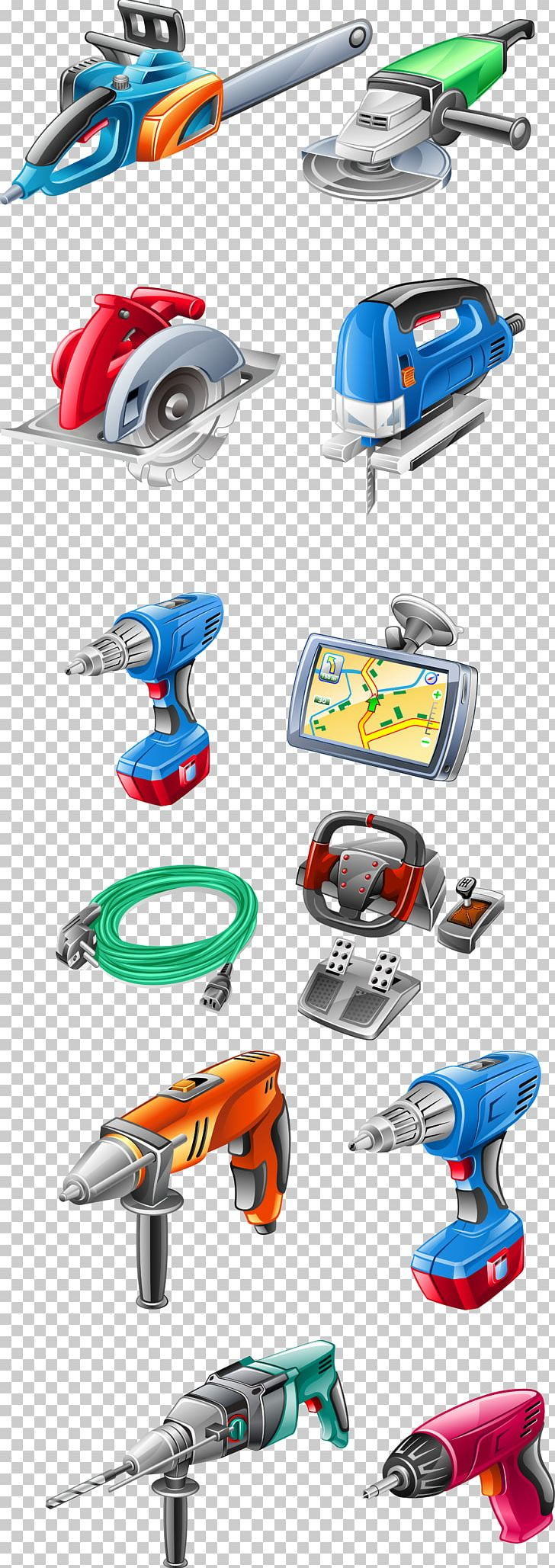 Euclidean Power Tool Icon PNG, Clipart, Assembly, Cable, Clip Art, Construction Tools, Drill Free PNG Download