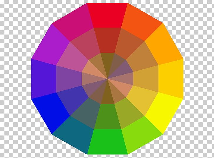 Color Wheel Complementary Colors Color Theory Secondary