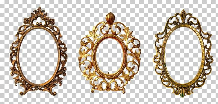 Frames Gold Oval Ornament Decorative Arts PNG, Clipart, Body Jewelry, Brass, Decorative Arts, Ellipse, Gilding Free PNG Download