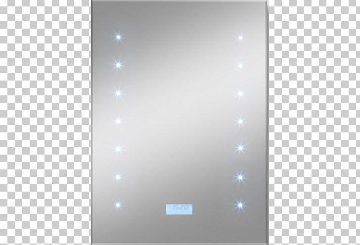 Mirror Bathroom Cabinet Lighting Digital Clock PNG, Clipart
