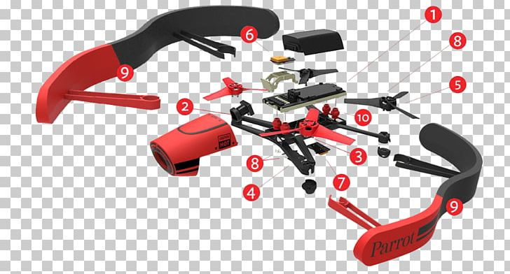 Parrot Bebop Drone Parrot Bebop 2 Parrot AR.Drone Unmanned Aerial Vehicle Quadcopter PNG, Clipart, Aerial Photography, Aircraft, Bebop, Drone Racing, Explodedview Drawing Free PNG Download