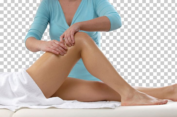 Thai Massage Manual Lymphatic Drainage Knee Cupping Therapy