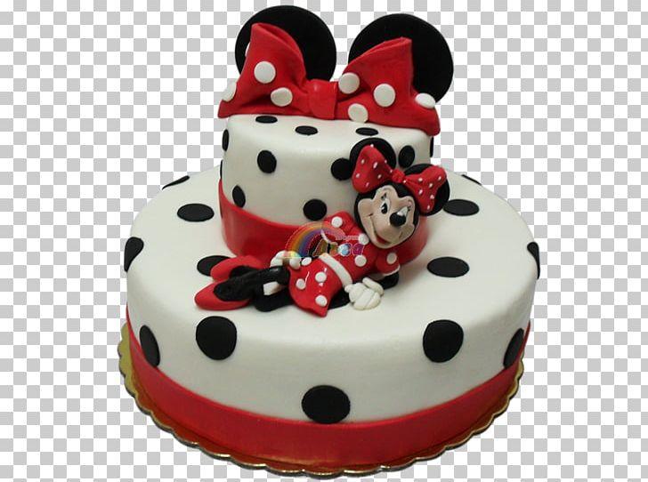 Birthday Cake Minnie Mouse Sugar Cake Torta Mickey Mouse ...