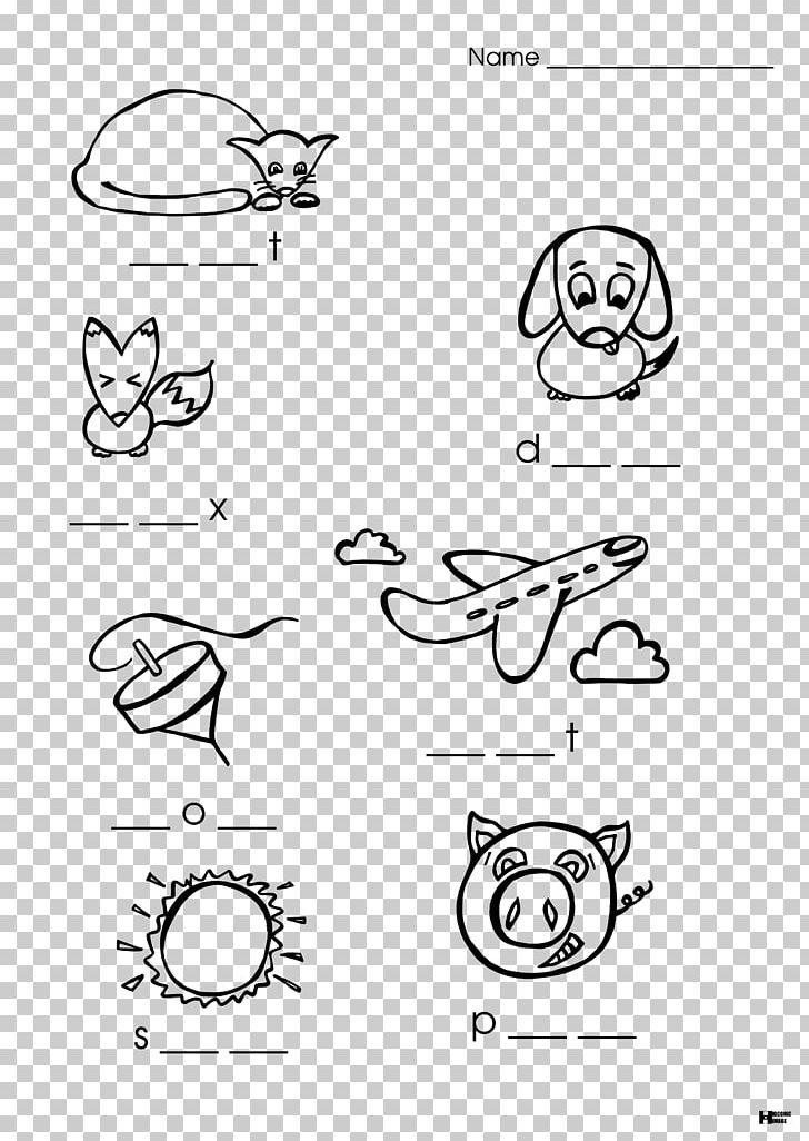 Phonics Worksheet First Grade English As A Second Or Foreign Language  Phonemic Awareness PNG, Clipart, Angle,