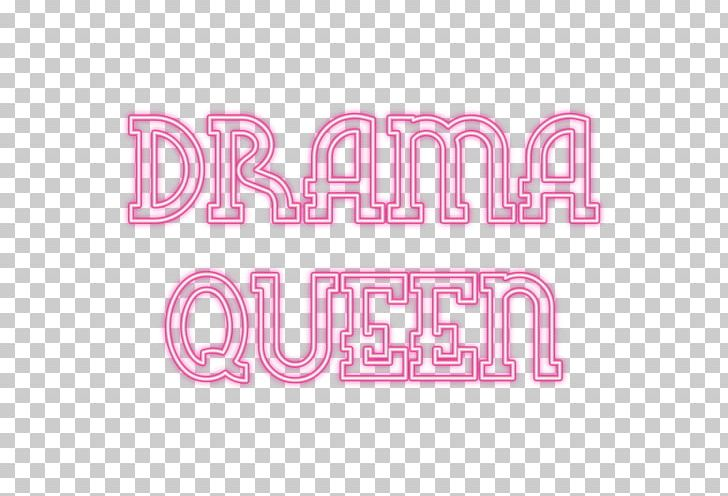 Drama Queen Logo T Shirt Png Clipart Area Brand Desktop