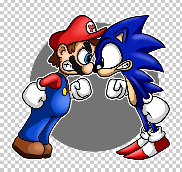 drawing games for wii Mario Sonic At The Olympic Games Sonic Rivals Wii Sega PNG