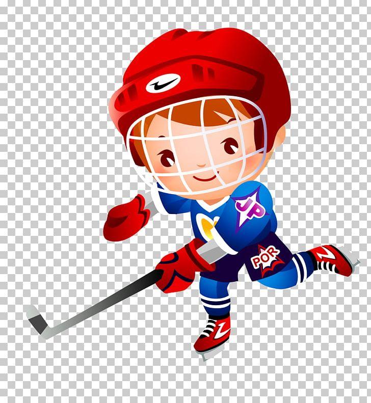 Ice Hockey Stick Cartoon Png Clipart Boy Children Children Frame
