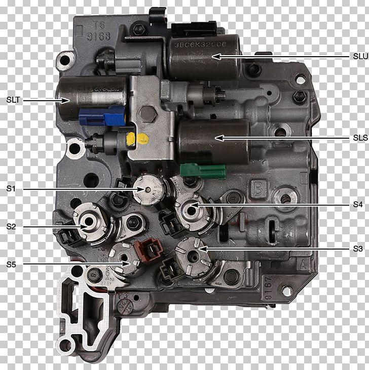 Solenoid Nissan Altima Volvo Cars Aisin AF33 Transmission