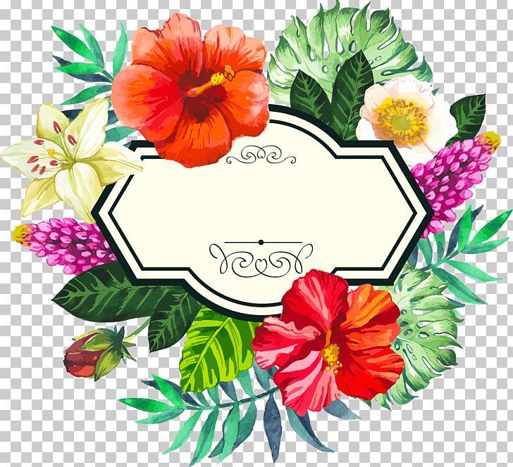 Flower Frame PNG, Clipart, Border, Border Frame, Design