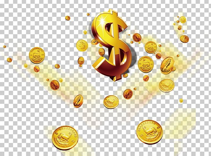 United States Dollar Dollar Sign Coin PNG, Clipart, Cartoon