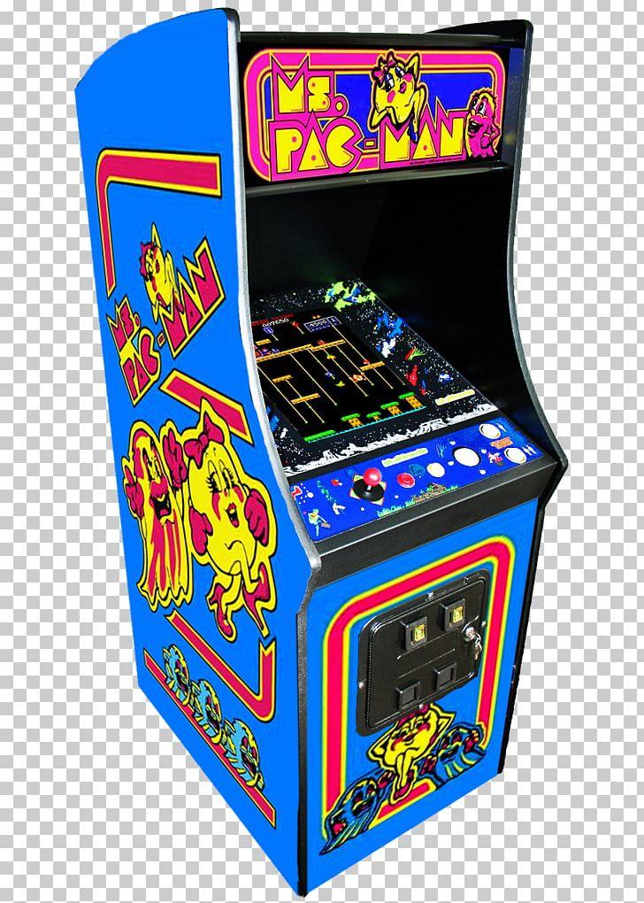 Ms  Pac-Man Pac-Man & Galaga Dimensions Golden Age Of Arcade