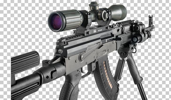 Picatinny Rail AKM AK-47 Firearm Rail System PNG, Clipart
