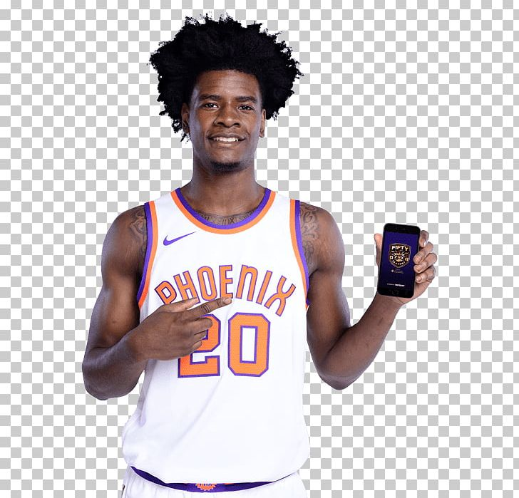 huge selection of 05875 2ef8c Josh Jackson Phoenix Suns Jersey NBA Basketball Player PNG ...