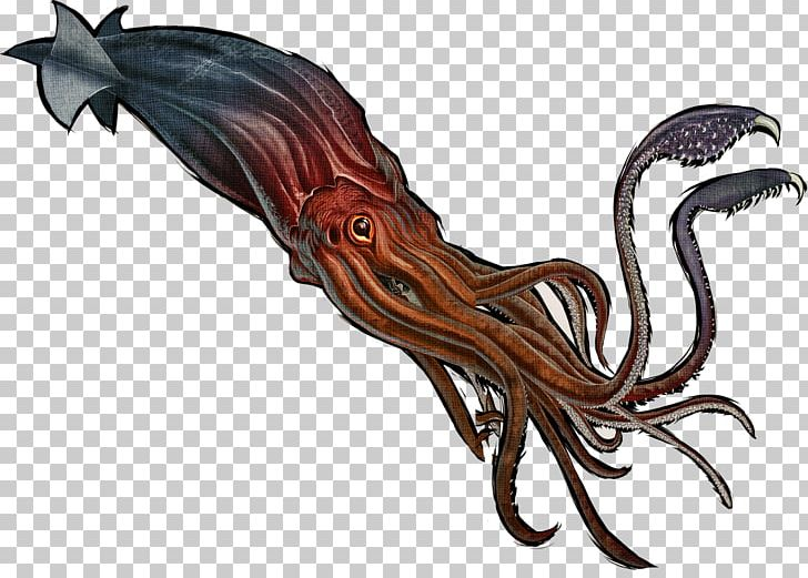 ARK: Survival Evolved Squid Microraptor Tusoteuthis Coleoids