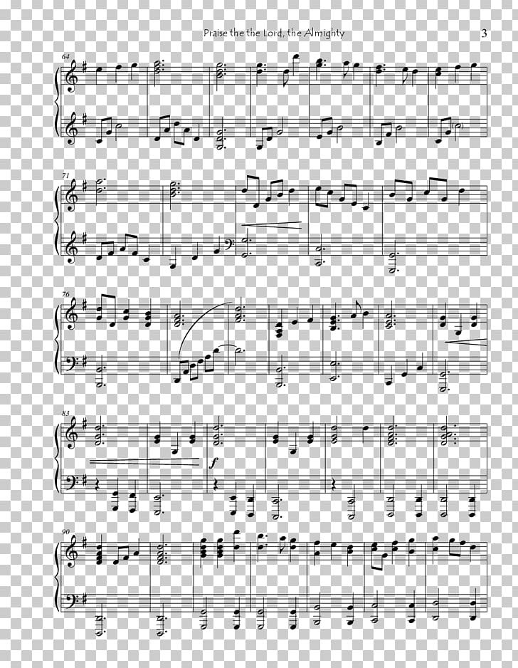 Sheet Music Piano MuseScore 夢、時々… PNG, Clipart, Angle