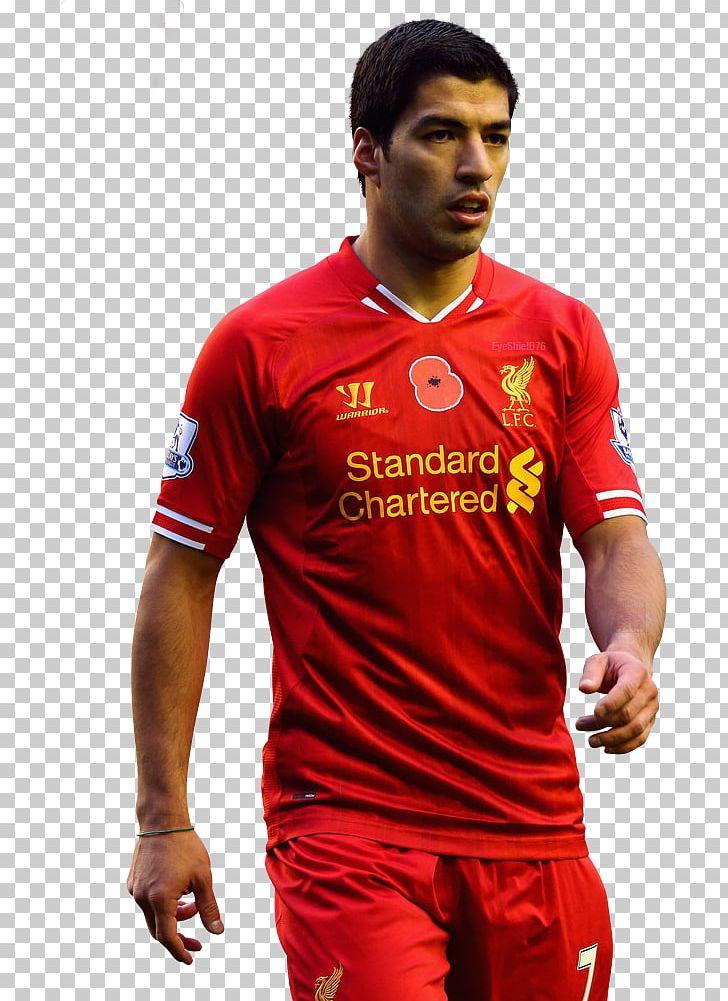 big sale 8765c 18671 Luis Suárez Liverpool F.C. Premier League Sport Football ...