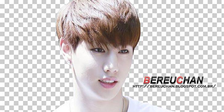 GOT7 Mark Tuan Music Bank Blond K-pop PNG, Clipart, Bangs