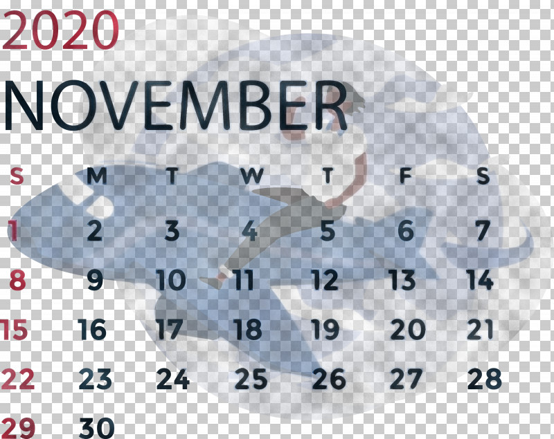 November 2020 Calendar November 2020 Printable Calendar PNG, Clipart, April, Calendar System, Meter, November 2020 Calendar, November 2020 Printable Calendar Free PNG Download