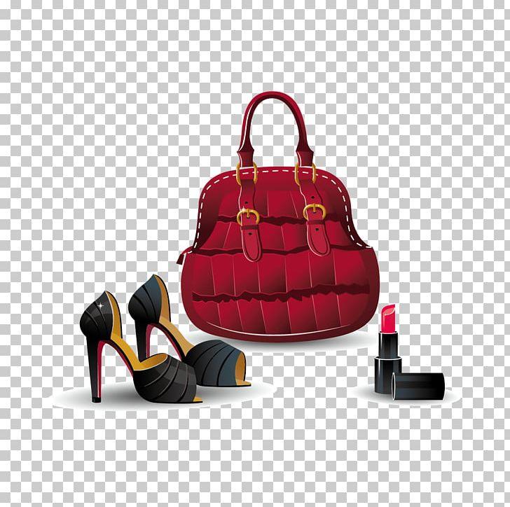 Handbag Shoe Clothing Png Clipart