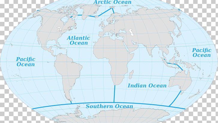 Arctic Ocean Atlantic Ocean Indian Ocean Pacific Ocean PNG, Clipart ...