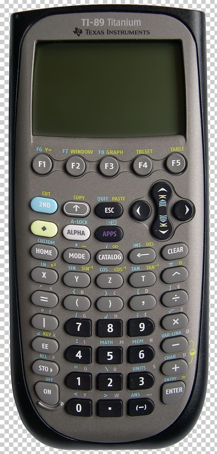 Tidssvarende TI-89 Series Graphing Calculator Texas Instruments TI-83 Series WS-76